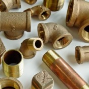 Plumbing Fittings - Bronze